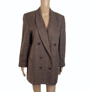VINTAGE   Target double-breasted coat